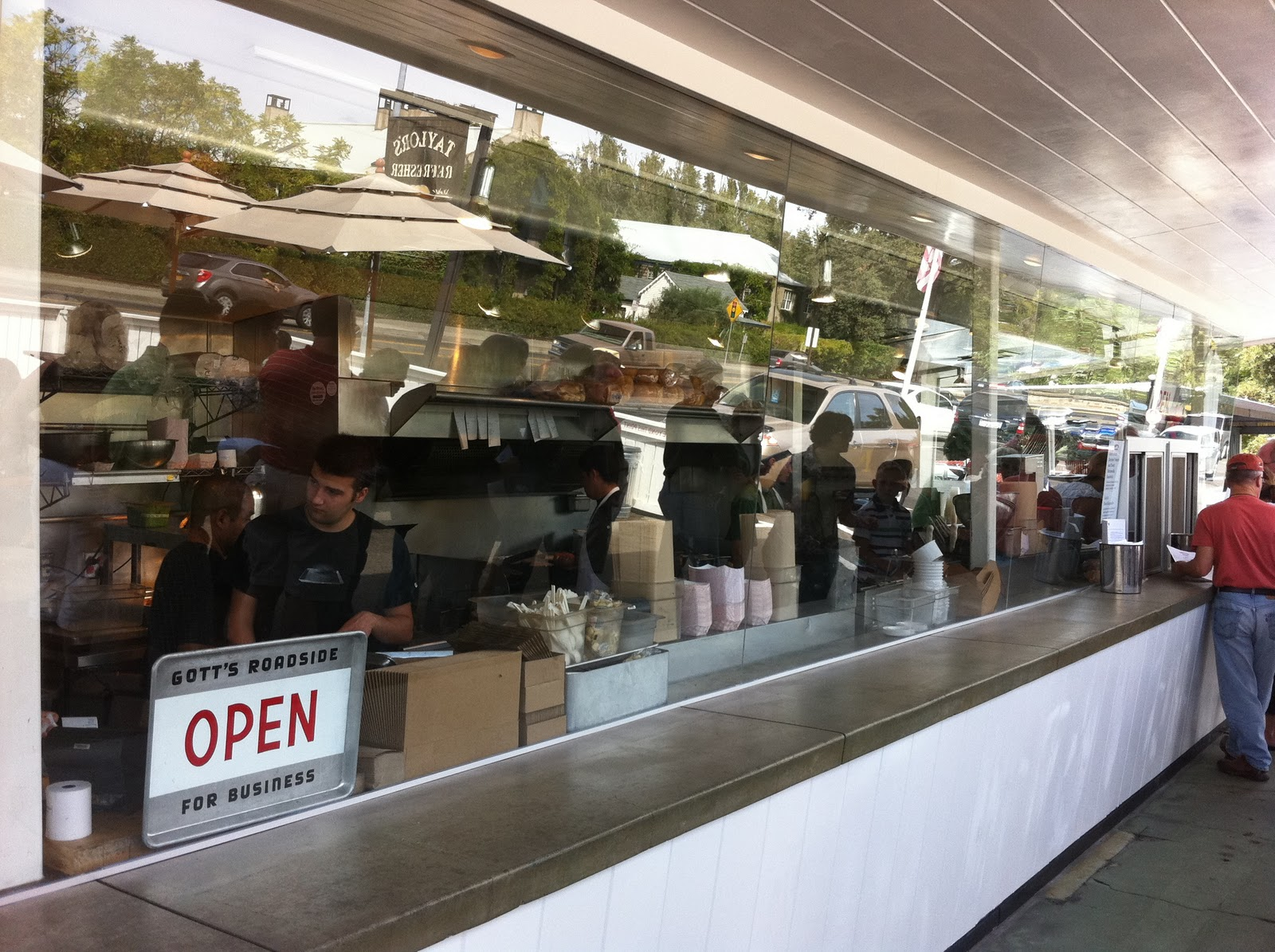 Press Restaurant St Helena