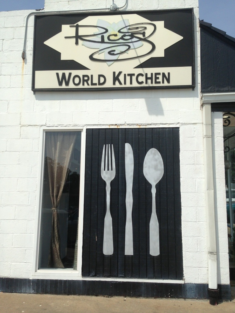 Rico S World Kitchen Buford Georgia