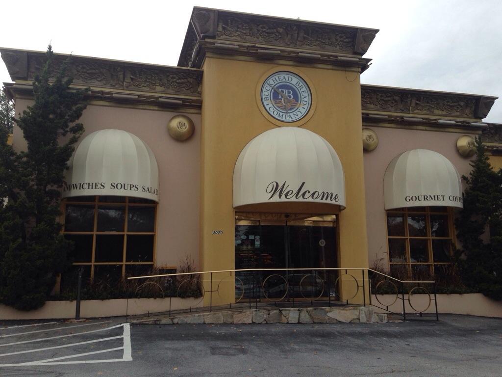 Corner Cafe Buckhead Menu