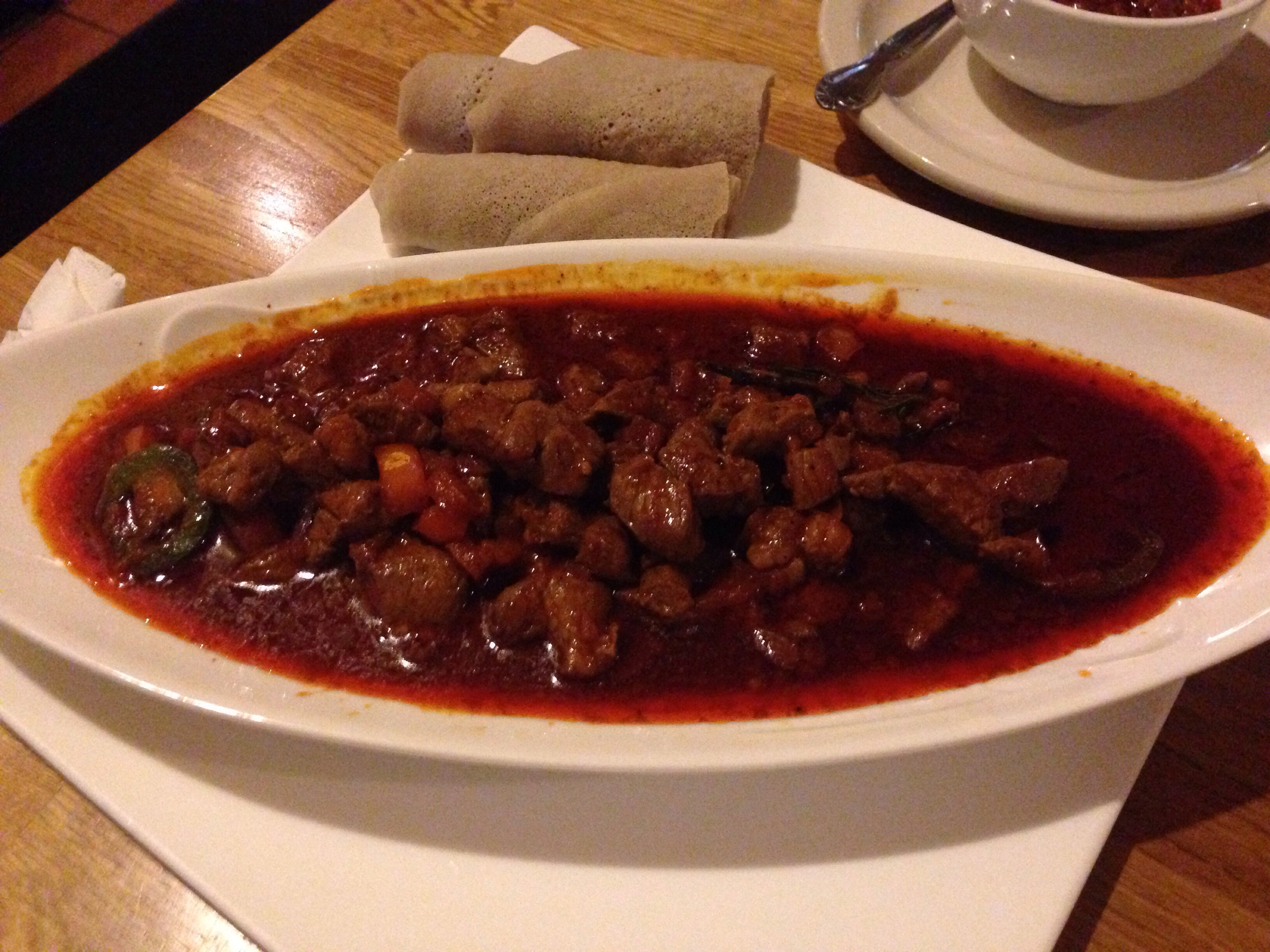Desta Ethiopian Kitchen – Atlanta, GA | Burgers, Barbecue and ...
