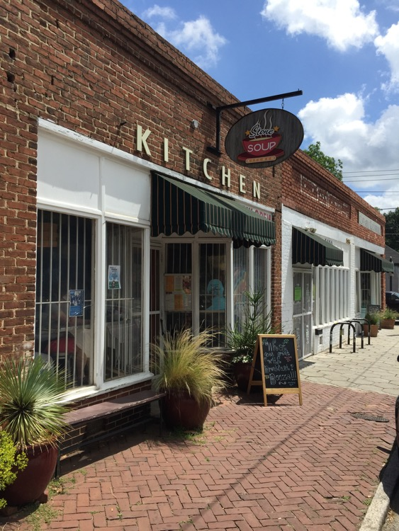 Stone Soup Kitchen Atlanta Ga Burgers Barbecue And